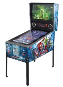 Arcade Rewind 800 in 1 Virtual Pinball table machine img1