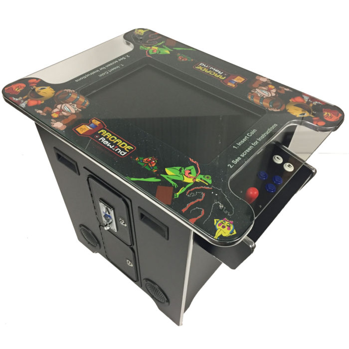 60 Game Cocktail Arcade Machine