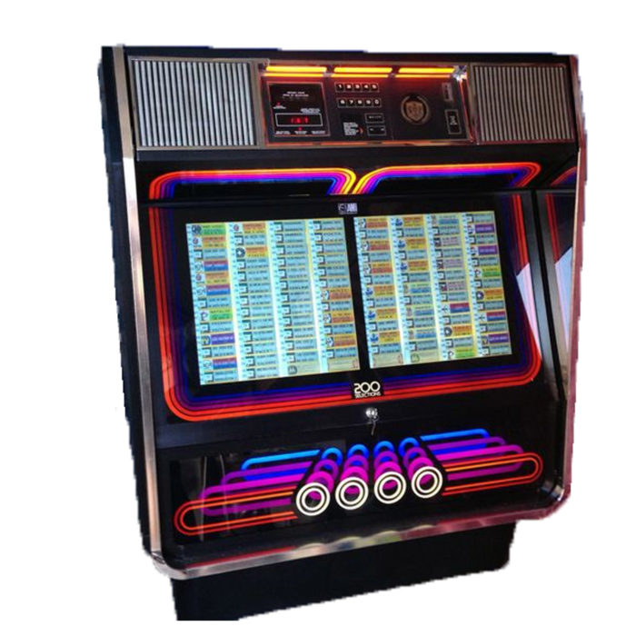 Rowe Ami R-84 Vinyl Jukebox