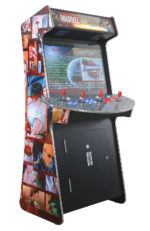 Arcade Rewind Slim 3500 Game Upright Arcade Machine 4 Player Marvel vs Capcom