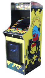 Arcade Rewind Fridge Upright Arcade Machines Perth