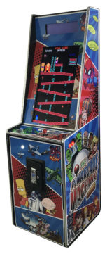 The PinArcade Machine Stand Up Pinball Arcade Brisbane