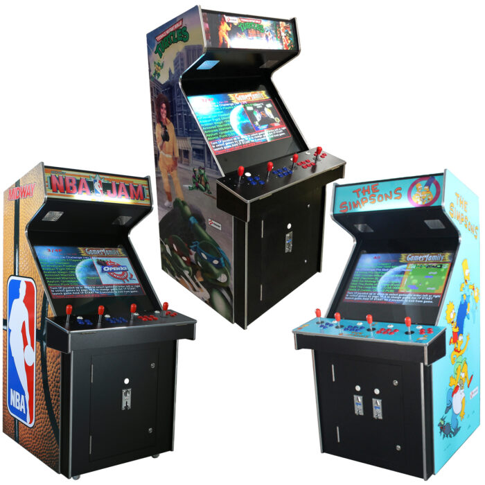 Arcade Rewind 3500 Game Traditional Style Upright Arcade Machine for sale Sydney